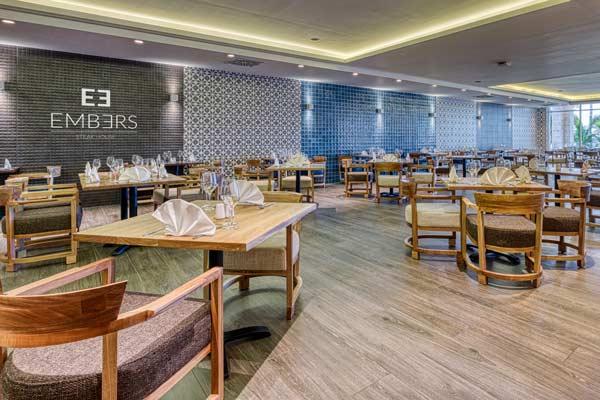 Senator Puerto Plata Embers Restaurant