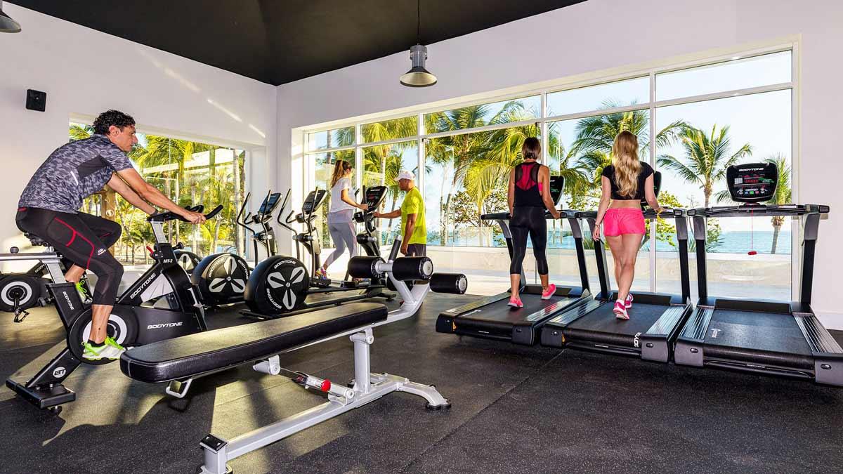 Senator Puerto Plata Spa Resort Gym gallery