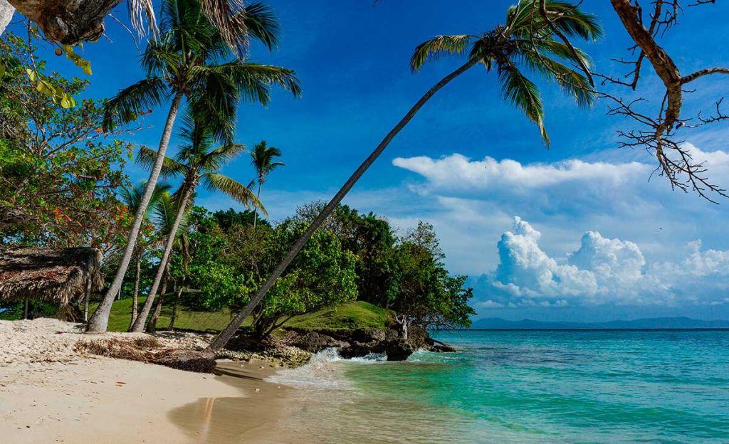 Beach de Cayo Levantado