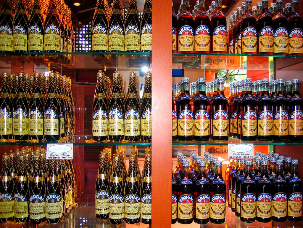 Try Brugal Rum