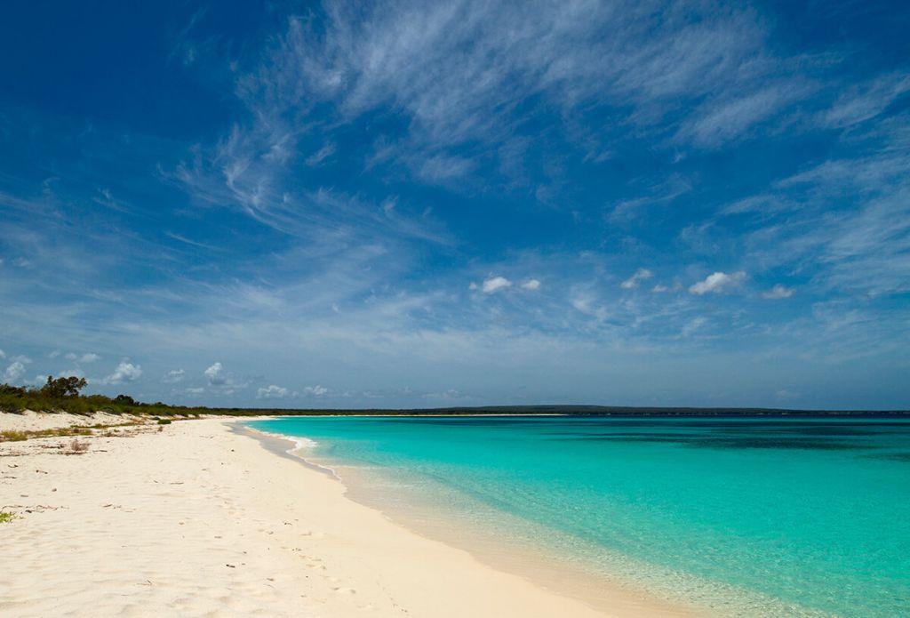 Beach Bahía de las Águilas